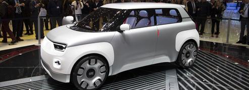 Fiat Concept Centoventi, une puce électrique sur mesure
