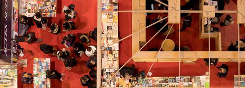 Le Figaro en force au salon Livre Paris