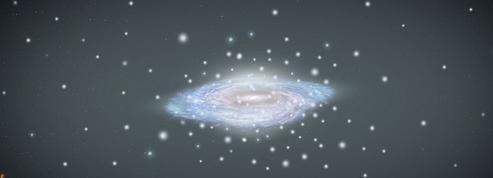 On ne connaît toujours pas la masse exacte de notre galaxie