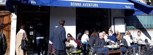 Bonne Aventure, troquet libertaire des Puces de Saint-Ouen