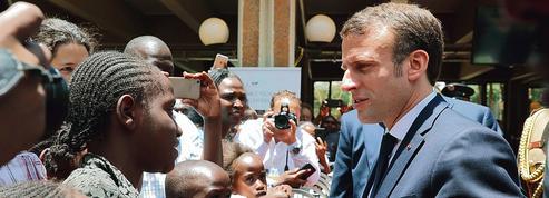 Au One Planet Summit, à Nairobi, le plaidoyer de Macron pour l'environnement