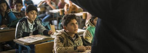 Le malheur des réfugiés syriens en exil