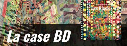 La case BD: Les Rigoles ,sexe, drogues et fêtes nocturnes désenchantées