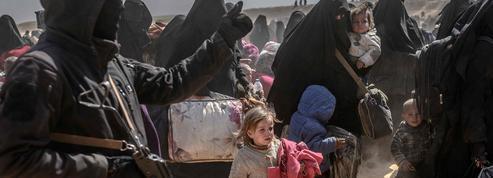 Paris rapatrie de Syrie des enfants de djihadistes