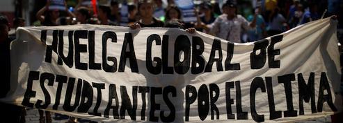 Mobilisation mondiale des jeunes pour le climat