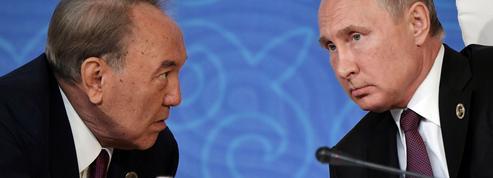 Au Kazakhstan, le précédent de Nazarbaïev inspirera-t-il Poutine?