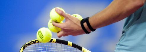 Matches truqués dans le tennis: Sept nouveaux joueurs français placés en garde à vue