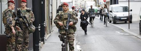 Les policiers très réservés sur l'emploi des militaires