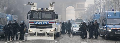 «Gilets jaunes»: ce samedi, la police teste son nouveau dispositif