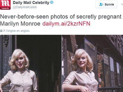 La photographe Frieda Hull aurait confié à un ami que Marilyn Monroe serait tombée enceinte d'Yves Montand en 1960.