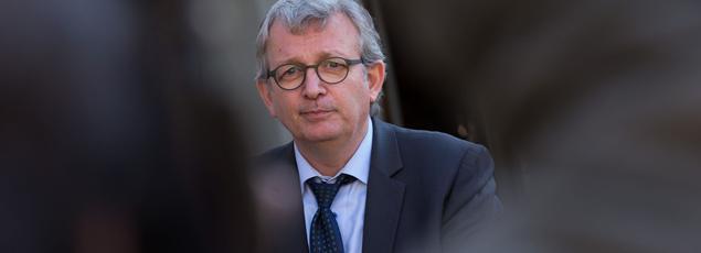Pierre Laurent, sénateur et secrétaire national du Parti communiste français