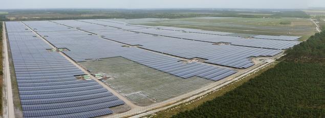 Cestas est le deuxième chantier dans l'énergie en France par son ampleur.