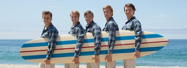 <i>Love and Mercy</i>, attendu le 1er juillet au cinéma, reviendra sur la vie de Brian Wilson, le leader des Beach Boys.