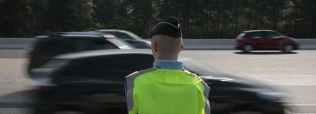 Les forces de l'ordre seront mobilisées pendant tout l'été avec 13.000 policiers et gendarmes déployés sur les routes de France.