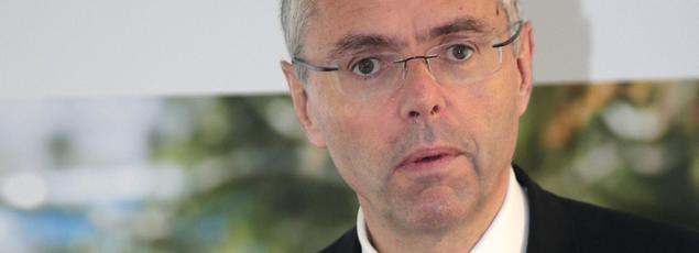Michel Combes est au cœur d'une polémique sur sa rémunération.