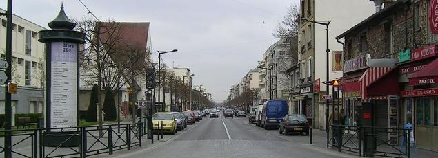 La ville de Chelles. Crédit: Wikimedia.