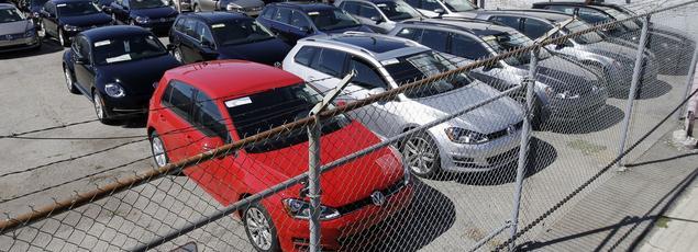 Pendant sept ans, VW et Audi ont vendu aux américains 482.000 voitures truquées.