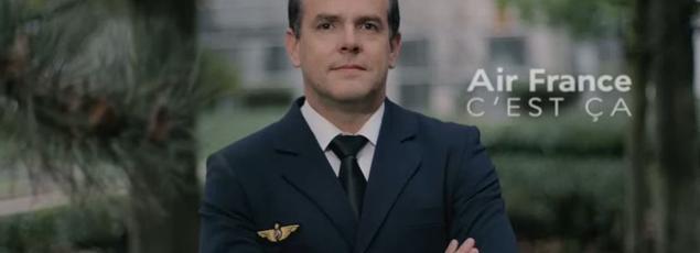 Une lettre a été envoyé aux clients de la compagnie. ©Capture d'Ecran vidéo «Air France pour vous»/ Air France