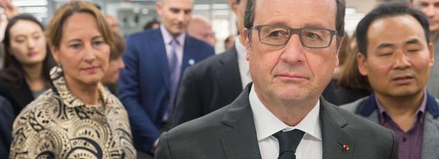 François Hollande, le 4 novembre à Séoul.