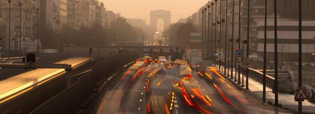Face aux difficultés de circulation, il a été conseillé aux Parisiens et aux Franciliens de ne pas utiliser leur voiture et de privilégier les transports en commun