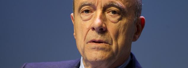 Alain Juppé, le 19 novembre 2015.