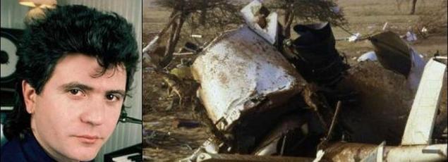 Daniel Balavoine est mort le 14 janvier 1986, alors qu'il se rendait pour une mission humanitaire au Mali.