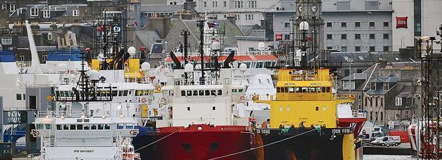 Il y a quarante ans, Aberdeen était un port de pêche. Depuis, la ville tout entière s'est tournée vers les richesses des hydrocarbures de la mer du Nord.