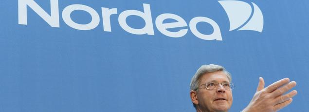 Christian Clausen, PDG de Nordea Bank.