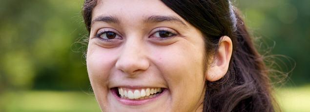 Anaïs Barut, diplômée d'HEC Paris et de la Filière Innovation-Entrepreneurs de l'Institut d'Optique Graduate School.