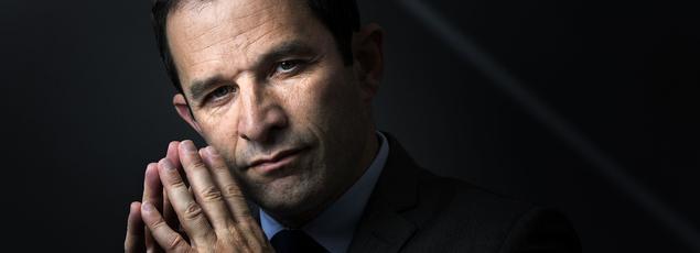 Benoît Hamon, ancien ministre socialiste de l'Éducation
