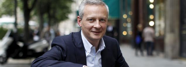 L'ancien ministre les Républicains, Bruno Le Maire