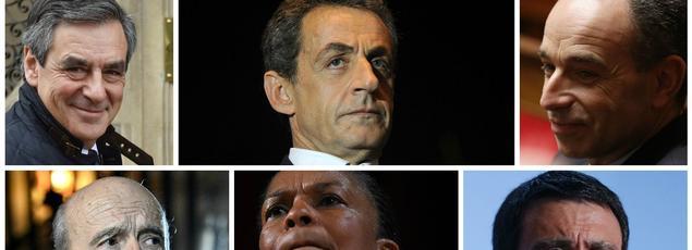 François Fillon, Nicolas Sarkozy, Jean-François Copé, Alain Juppé, Christiane Taubira, Manuel Valls... chacun y va de son livre