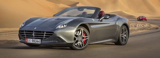 Avec l'option Handling Speciale, la puissance du V8 tubo reste inchangée à 560 chevaux.