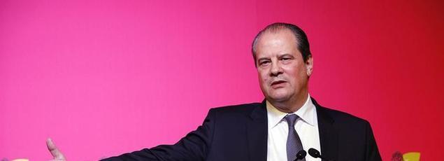 Jean-Christophe Cambadélis, premier sécretaire du PS.