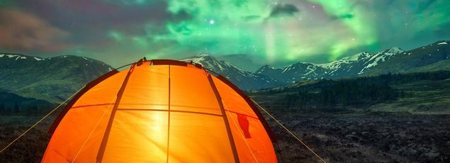 La Finlande et ses aurores boréales, destination en vogue pour le globe-trotteur chinois.