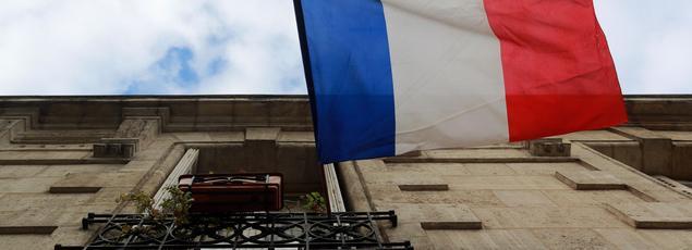 A la suite des attentats de novembre à Paris, l'Élysée avait appelé les Français à placer un drapeau à leur fenêtre en hommage aux victimes.