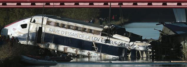 Une cinquantaine de personnes se trouvaient à bord lors de l'accident.