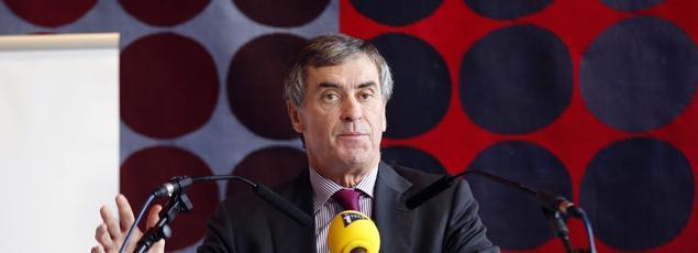 Jérôme Cahuzac le 20 novembre 2012.
