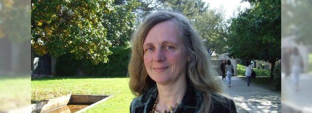 Anne FraÏsse, présidente de l'université Paul-Valéry Montpellier 3.