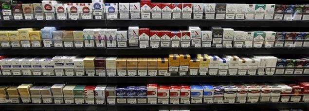 La Cour des comptes regrette que le gouvernement ait décidé de geler les prix du tabac depuis le 1er janvier 2015. (Crédit: Le Figaro)