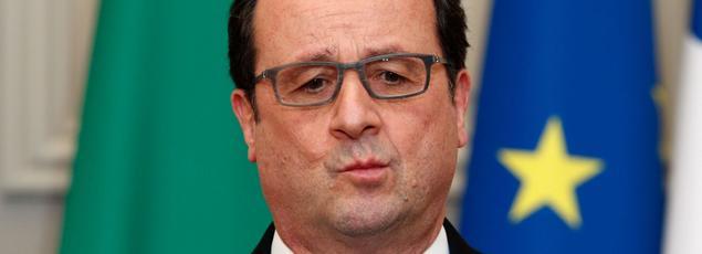 François Hollande n'aurait «pas définitivement arrêté l'idée» de se représenter à la présidentielle, selon certains de ses partisans.