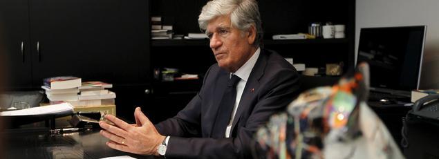Maurice Lévy, président du directoire de Publicis Groupe.