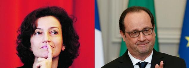 À quarante-cinq ans, Audrey Azoulay, ancienne conseillère Culture et communication de François Hollande, vient d'être nommée ministre de la Culture et de la communication. C'est une ascension fulgurante pour cette jeune femme, inconnue du grand public et qui n'est pas issue du sérail politique.