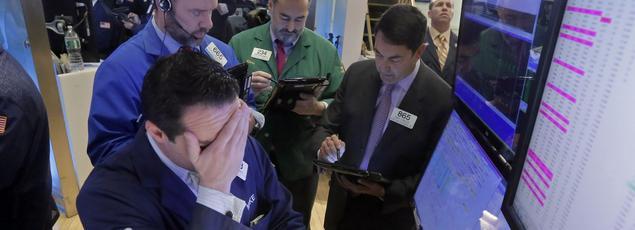 Depuis le mois de janvier, le monde de la finance est fortement bousculé.