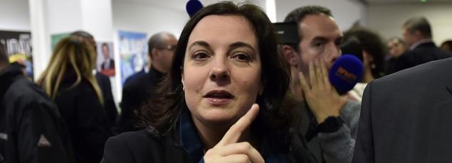 Emmanuelle Cosse, à Paris, le 13 décembre 2015.
