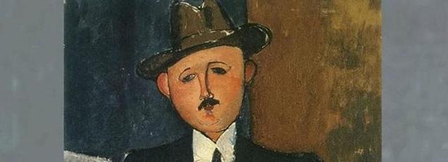 La justice suisse a lancé une perquisition dans les Ports Francs à Genève pour remettre la main sur L'Homme assis appuyé sur une canne de Modigliani.