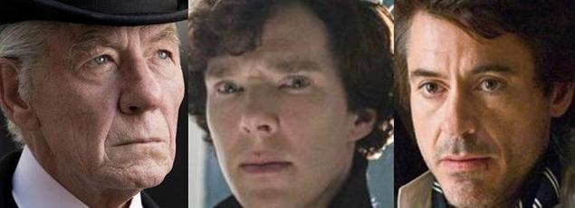 Ian McKellen, Benedict Cumberbatch, Robert Downey Junior... tous ont incarné une facette du dandy britannique.