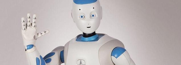 Le robot Romeo d'Aldebaran.