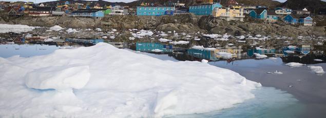 Une partie des 56.000 habitants du Groenland mise sur l'uranium pour développer l'économie du territoire.