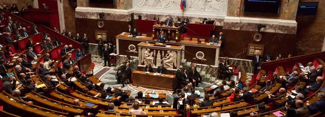 L'Assemblée nationale n'a pas voté la motion de censure.